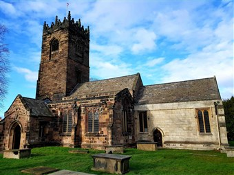 Aston Church Pic 1 small